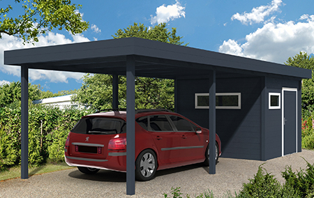 carport-plat-dak-opbergruimte