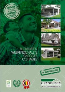 Chalet Center brochure