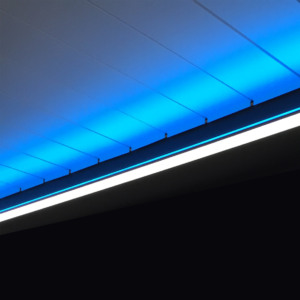 Flexibele LED-strip Koppelbaar, driver en afstandsbediening Leverbaar in 300 cm, 400 cm, 500 cm, 600 cm en 700 cm